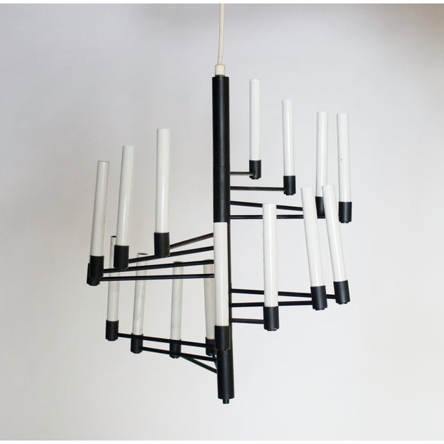 Lightolier Staircase Chandelier For Sale In Chicago - Image 6 of 6