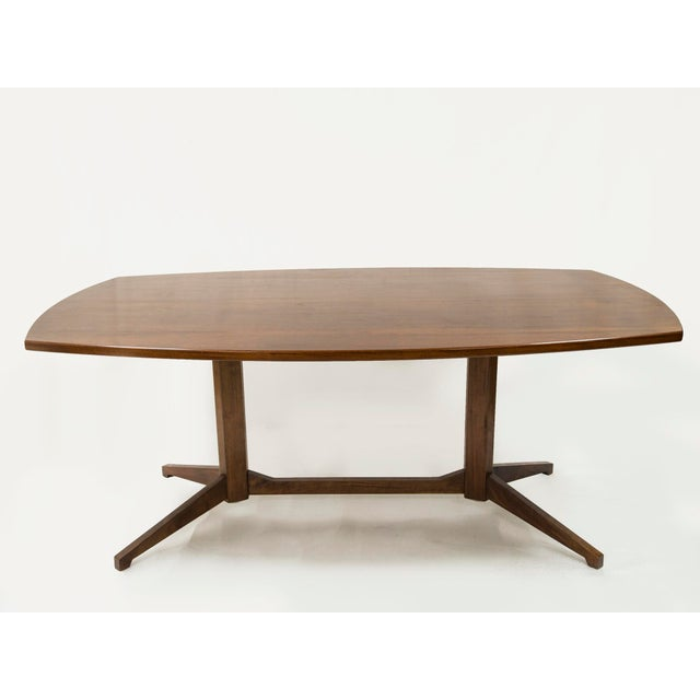 Table in Rosewood Made by Franco Albini & Franca Helg - 1958 For Sale - Image 6 of 6