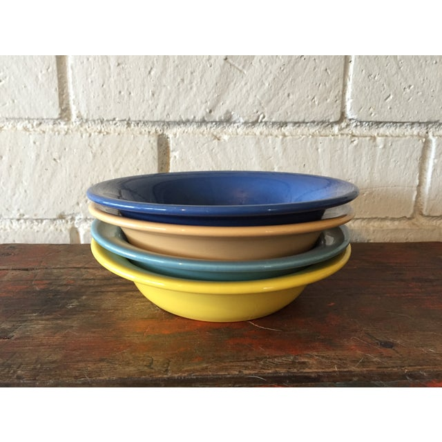 Franciscan El Patio Bowls - Set of 4 - Image 2 of 7