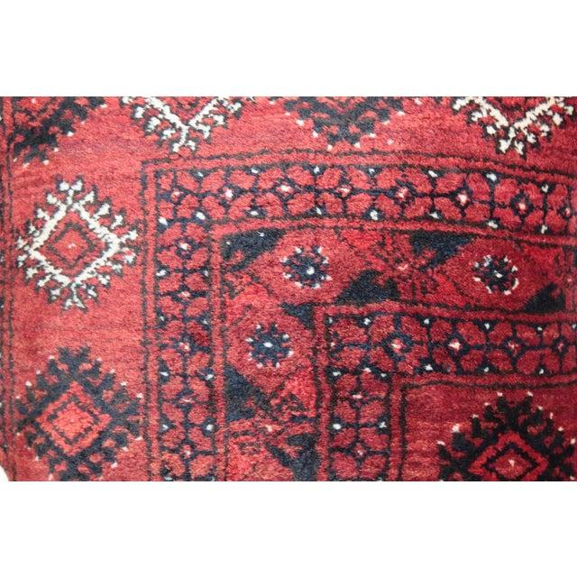 Home Decor Vintage Carpet Pillow - Image 6 of 9