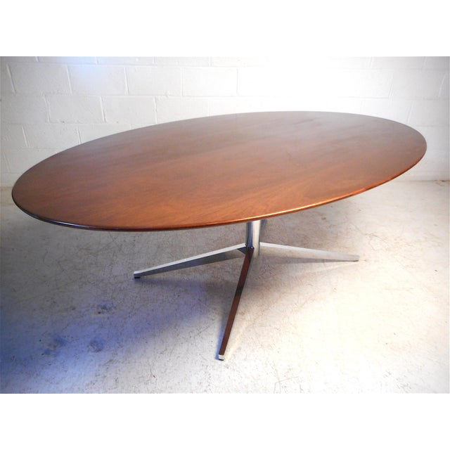 Midcentury Dining Table by Knoll For Sale - Image 13 of 13