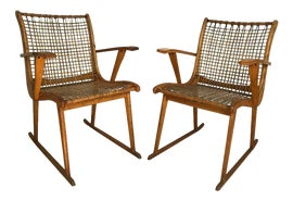 Image of Cabin Club Chairs