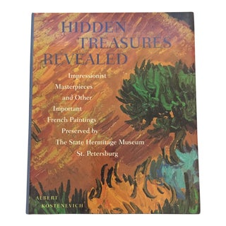 """Hidden Treasures Revealed"" Art Book For Sale"
