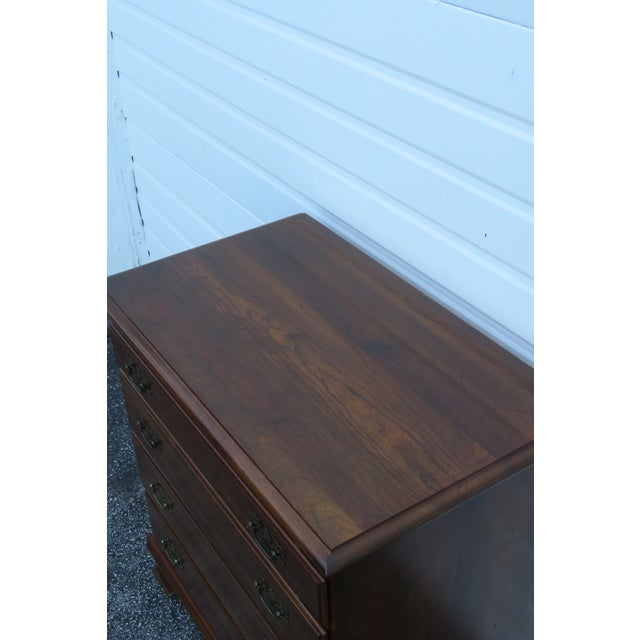 Metal Solid Cherry Small Dresser With Pullout Tray 2413 For Sale - Image 7 of 13