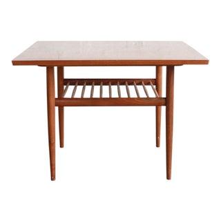1960s Modern Nakashima for Widdicomb Side Table For Sale