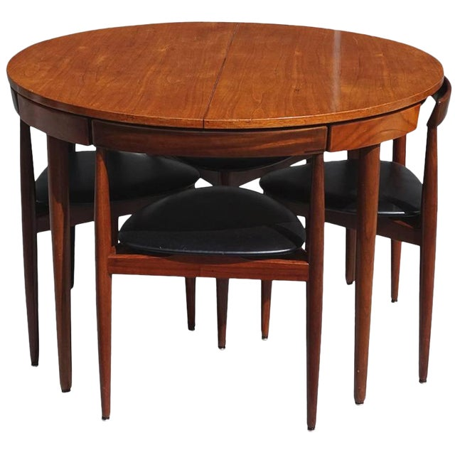 20th Century Dining Set by Hans Olsen For Sale