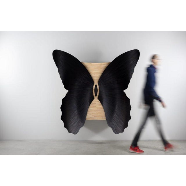 2010s Jean-Luc Le Mounier, Papillon Cabinet, Fr, 2018 For Sale - Image 5 of 9