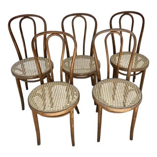 Bentwood & Cain Thonet Chairs
