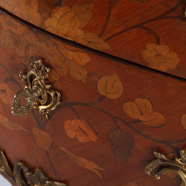 French Louis XV Style Two-Drawer Commode - Image 5 of 10