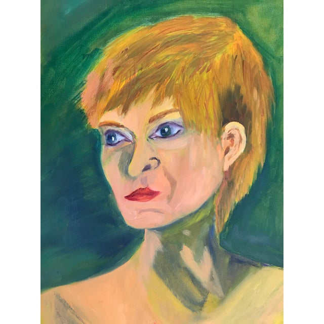 Contemporary Nude Woman Oil Painting For Sale - Image 4 of 11