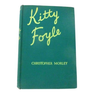 Kitty Foyle by Christopher Morley, 1939 For Sale