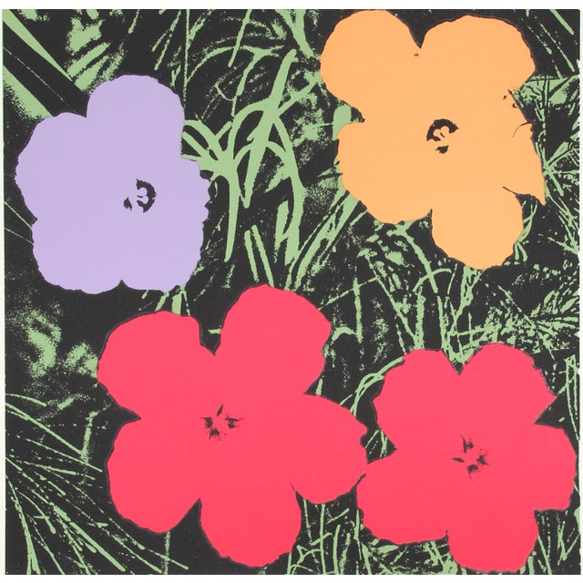 Master American Contemporaries II, Print by Warhol - Image 2 of 2