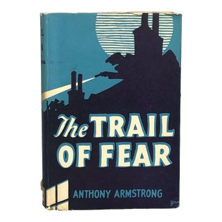 1920s Art Deco Era Mystery Novel For Sale