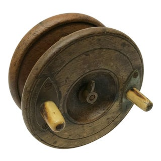 Antique Fishing Reel