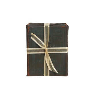 Vintage Book Gift Set: Tiny Leather Classics For Sale