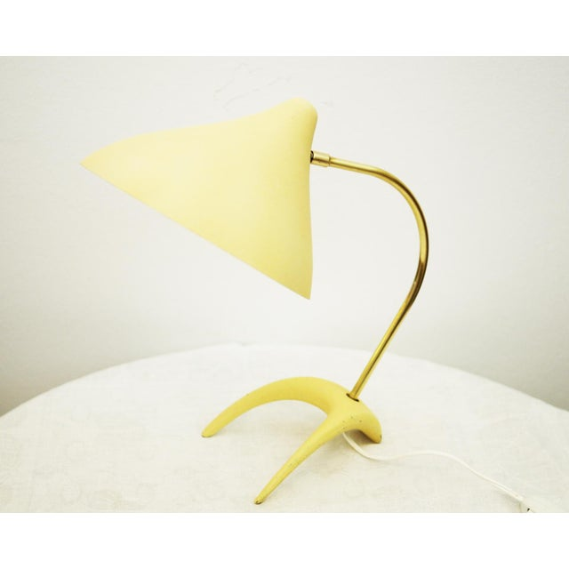 Table lamp by Louis Kalff for Philips For Sale - Image 11 of 11