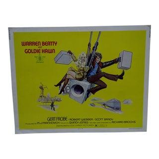 "Vintage ""Dollars"" Movie Poster For Sale"
