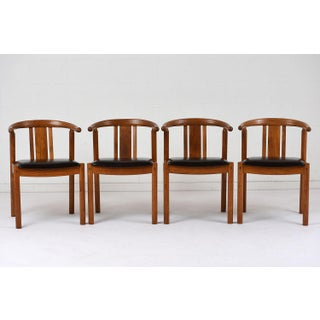 Set of 4 Danish Mid-Century Modern-style Dining Chairs Preview