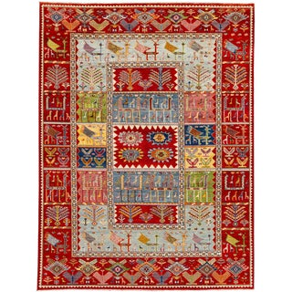 "21st Century Modern Tribal Rug, 9'0"" X 12'0"" For Sale"