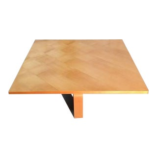 Rare Poul Kjærholm Pk66 Coffee Table For Sale
