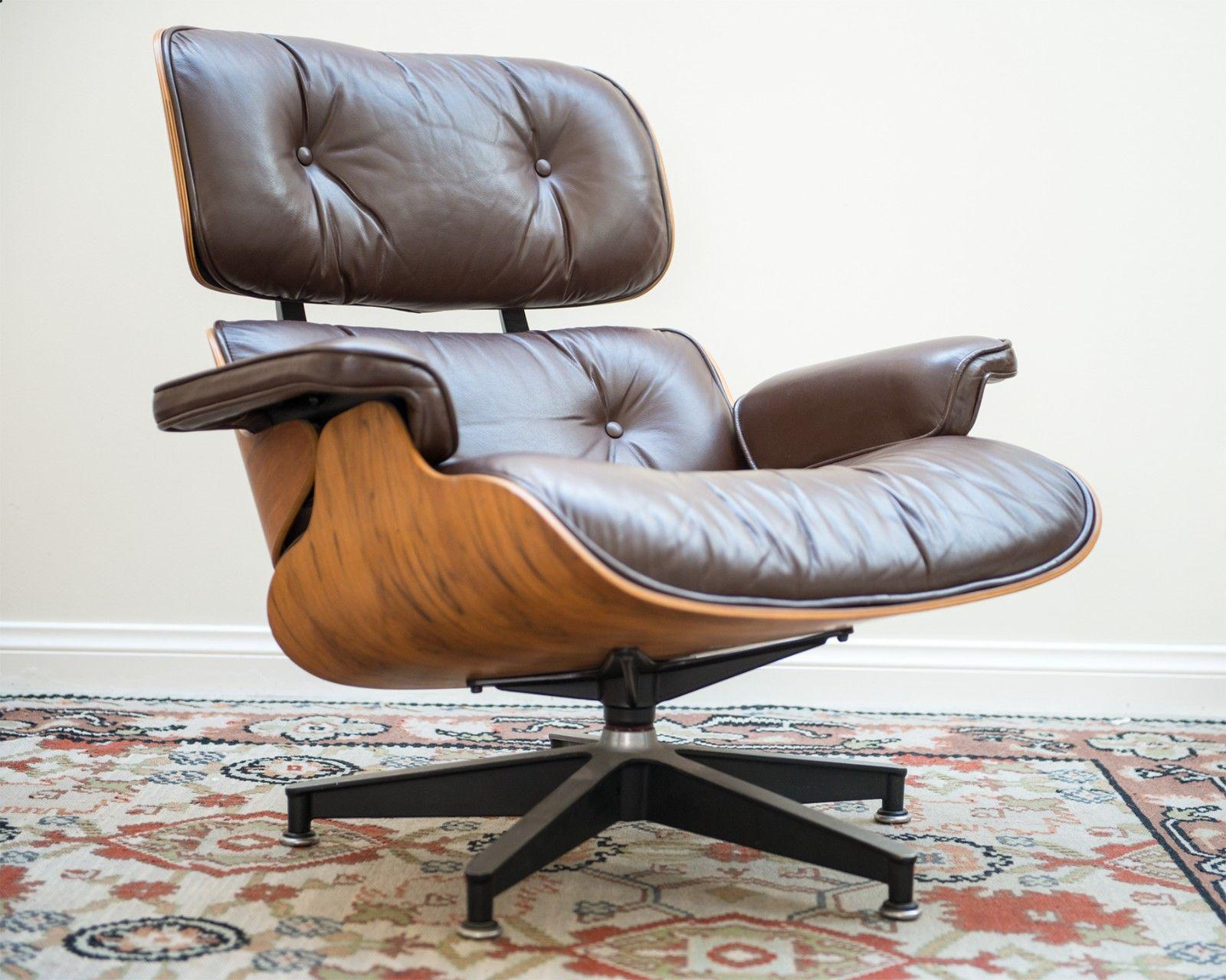 Ordinaire Herman Miller Herman Miller Eames Lounge Chair For Sale   Image 4 Of 10
