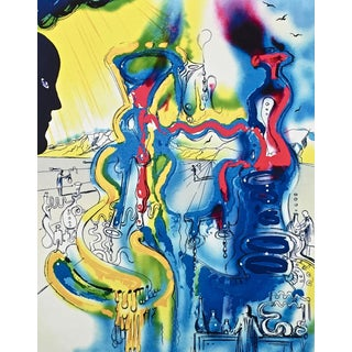 The Chemist, Limited Edition Giclee, Salvador Dali For Sale