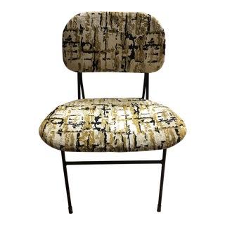 Mid Century Modern Kofod Larsen Penguin Selig Style Lounge Chair For Sale
