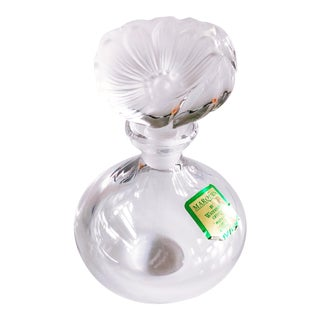 Waterford Crystal Perfume Bottle For Sale