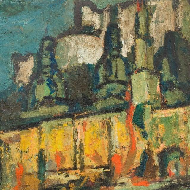 Wenceslas Castle, Prague by Wedo Georgetti, 1955 - Image 4 of 6
