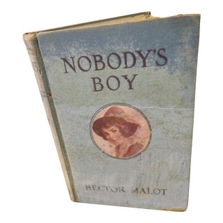 "Antique Book ""Nobody's Boy"" For Sale"