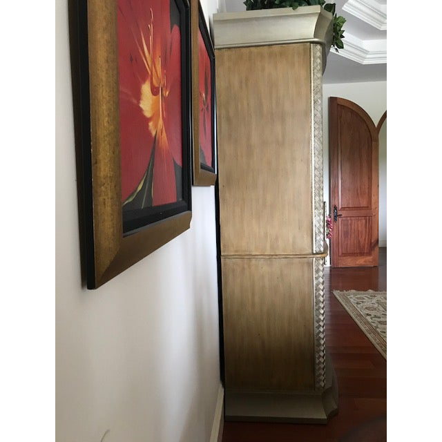 Early 21st Century Contemporary The Platt Collections Armoire/Tv Cabinet For Sale - Image 5 of 9