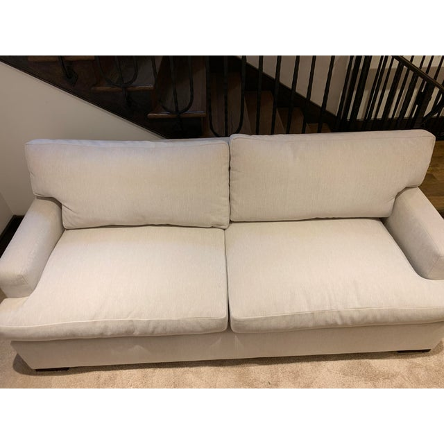 Contemporary A. Rudin Sleeper Sofa For Sale - Image 12 of 13