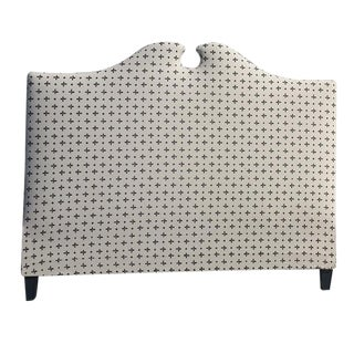 "Custom to Order ""Bedoir Faire"" Collection Headboard For Sale"