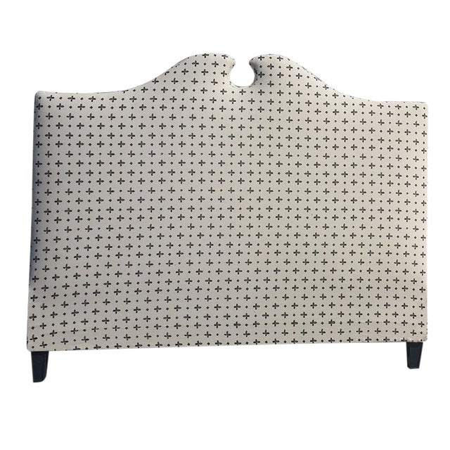 """Custom to Order """"Bedoir Faire"""" Collection Headboard For Sale"""