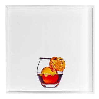 'Bombay' Limited-Edition Cocktail Portrait Photograph For Sale