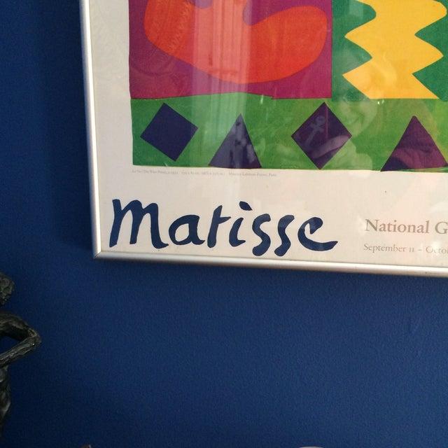 Framed Matisse La Vis, Poster 1977 - Image 5 of 7