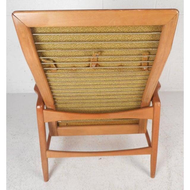 Ib Kofod-Larsen High Back Lounge Chair - Image 4 of 10