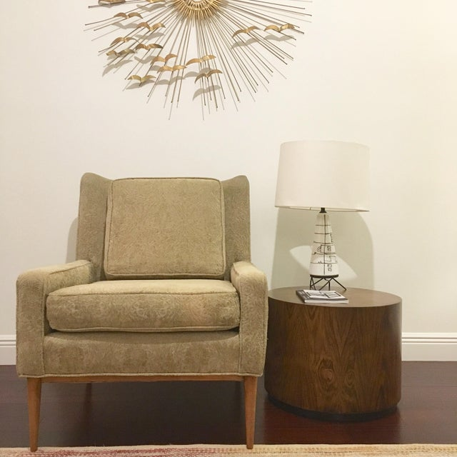 Mid-Century Modern Mid Century Modern Paul McCobb for Directional Lounge Chair For Sale - Image 3 of 5