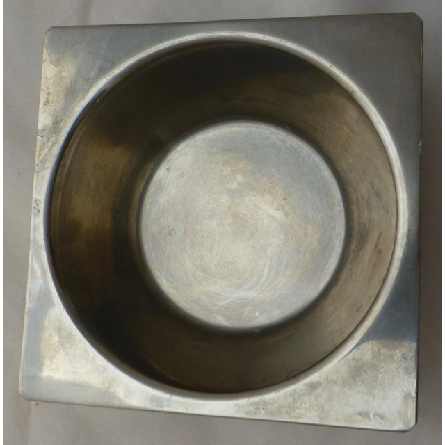 Danish Modern Stainless Steel Bowls - Set of 4 For Sale In Boston - Image 6 of 11
