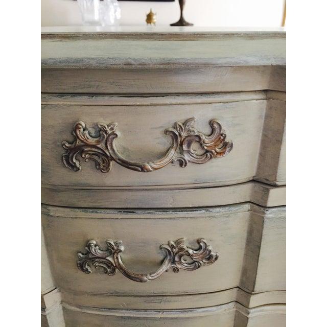 Vintage Restored French Dresser - Image 5 of 7