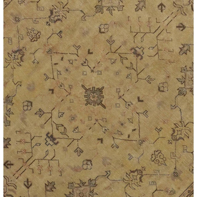 Oushak carpets are Turkish carpets that use a particular type of design, called by convention after the city of Uşak,...