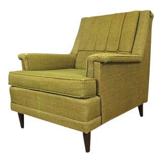 Mid-Century Modern Kroehler Galaxy High Back Lounge/Club Chair For Sale
