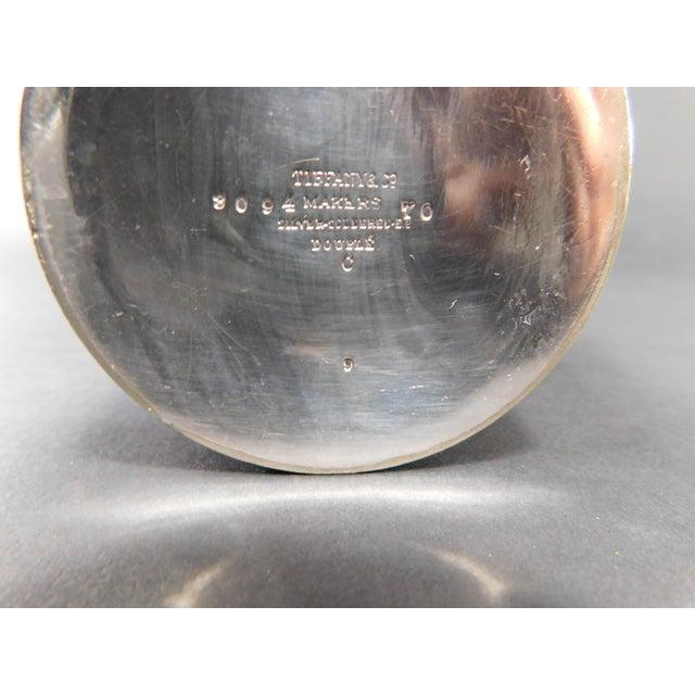 Vintage Tiffany & Co. Silverplate Shaker Bottle - Image 7 of 9
