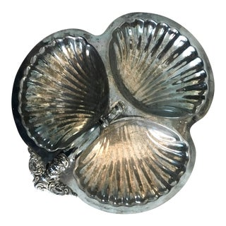 Wallace Baroque Silver Tray