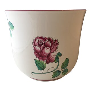 Vintage Tiffany & Co Strasbourg Flowers Cachepot