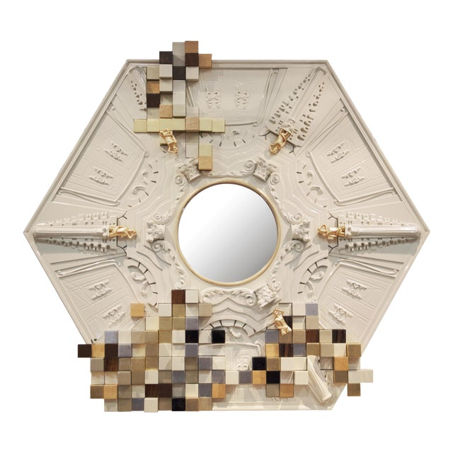 PIccadilly Mirror From Covet Paris For Sale