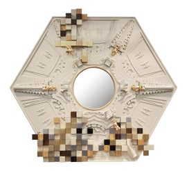 Image of Beige Mirrors
