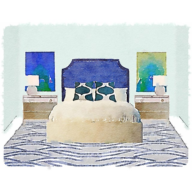 Master Bedroom by Martha Angus For Sale
