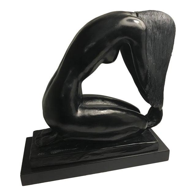 Vintage Nude Statue by Mort Malkin - Image 1 of 11