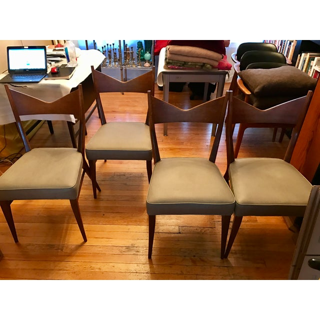 Paul McCobb Calvin Dining Chairs - Set of 4 - Image 9 of 11